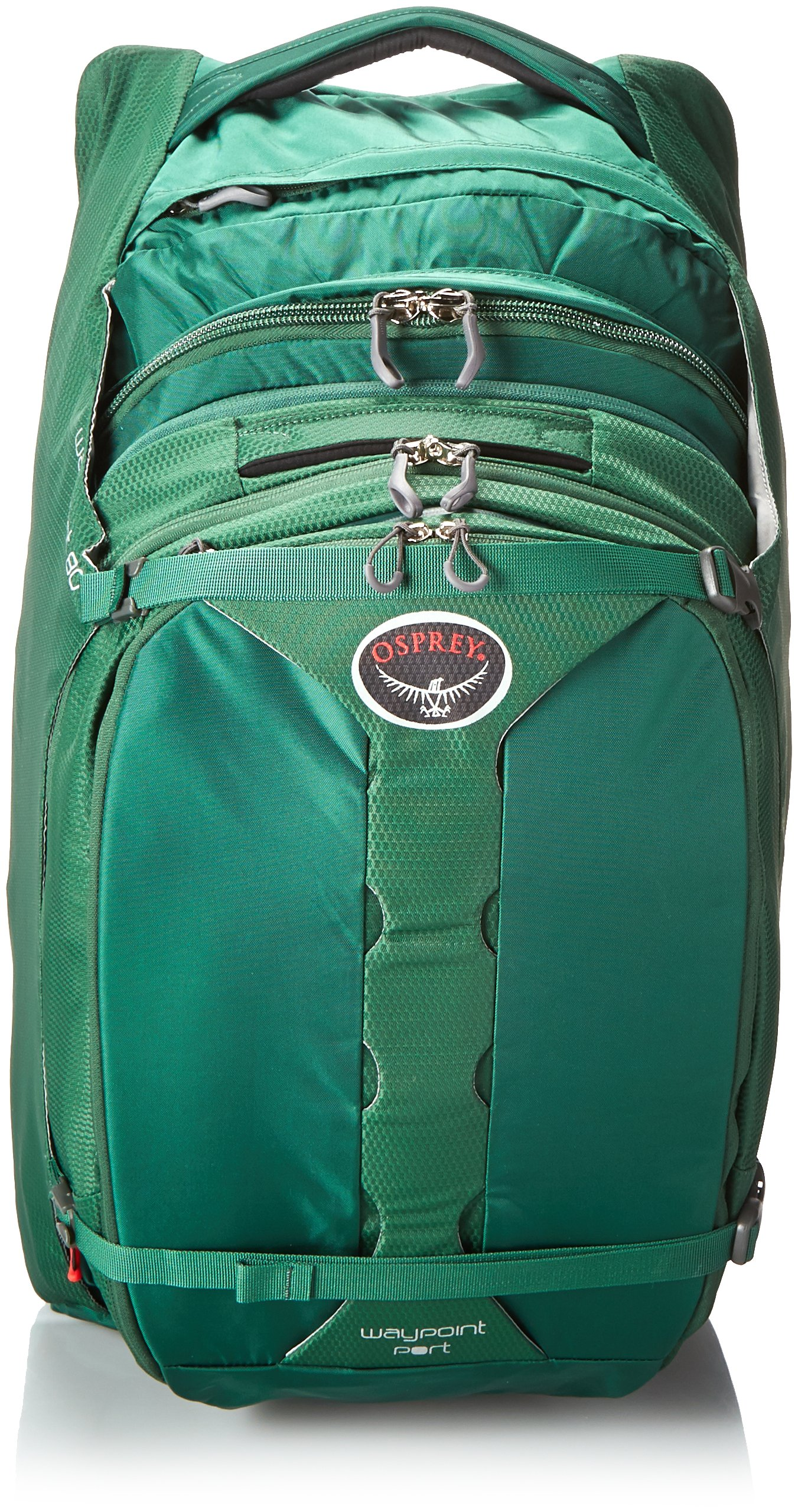 Osprey Waypoint Travel Pack, Highland Green, 80-Liter