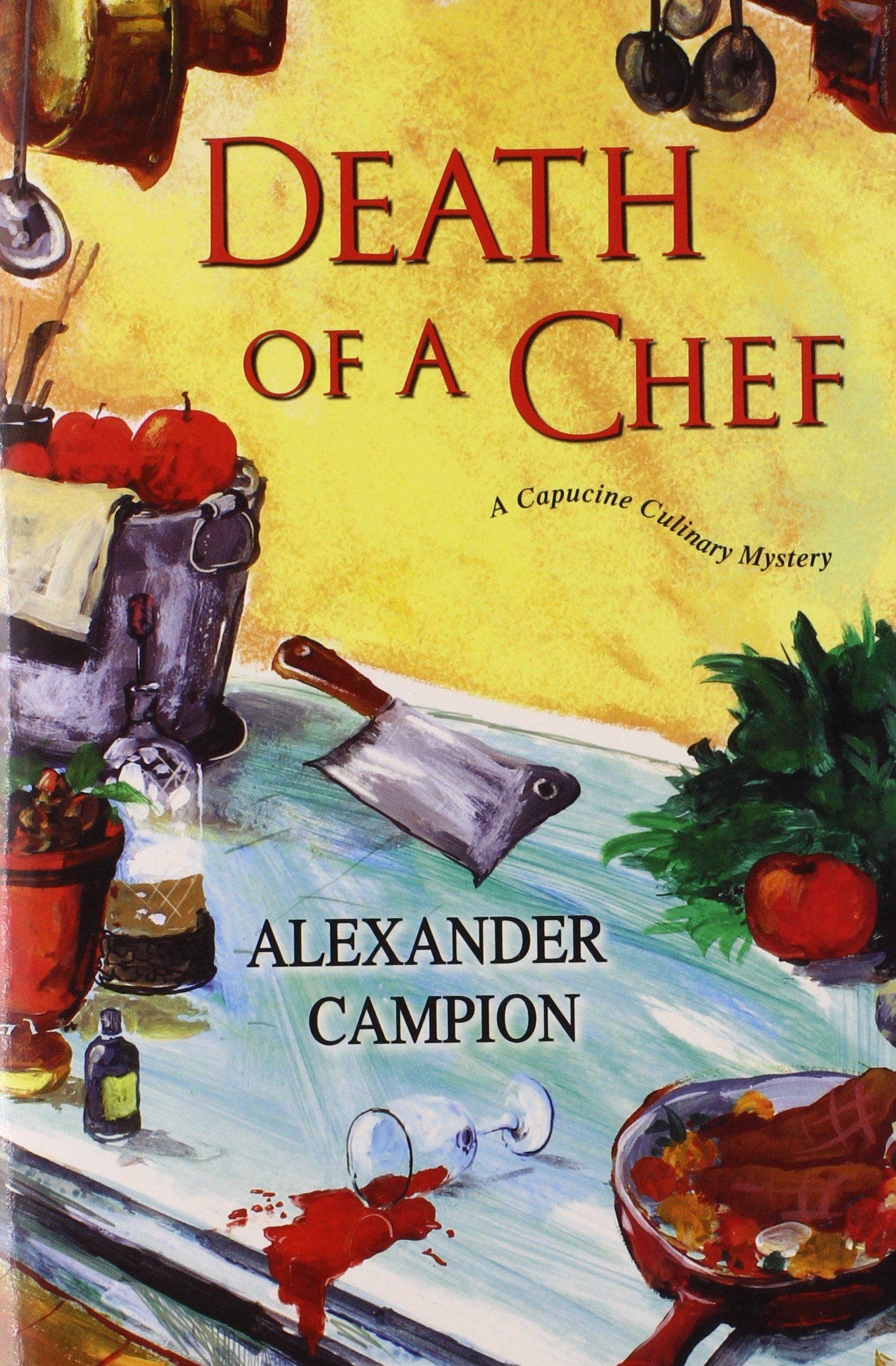 Crime Fraiche (Capucine Culinary Mystery)