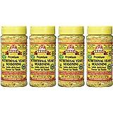 Bragg VgyckQ Nutritional Yeast Seasoning, Premium, 4.5 oz (4 Pack)