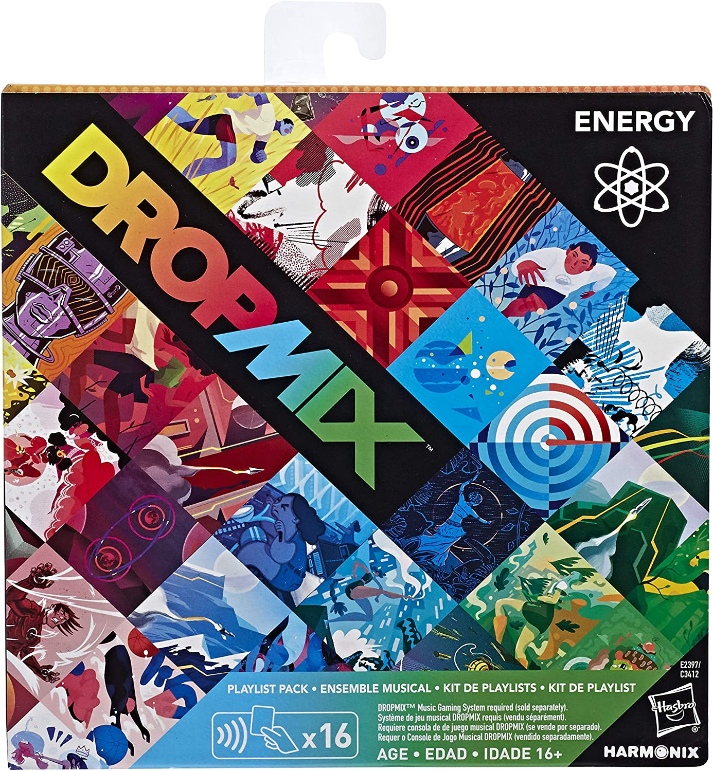 Energy DropMix Playlist Pack