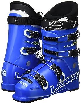 56cf1219f5 Lange - Chaussure de ski Lange RSJ 60 Power Blue -: Amazon.fr ...