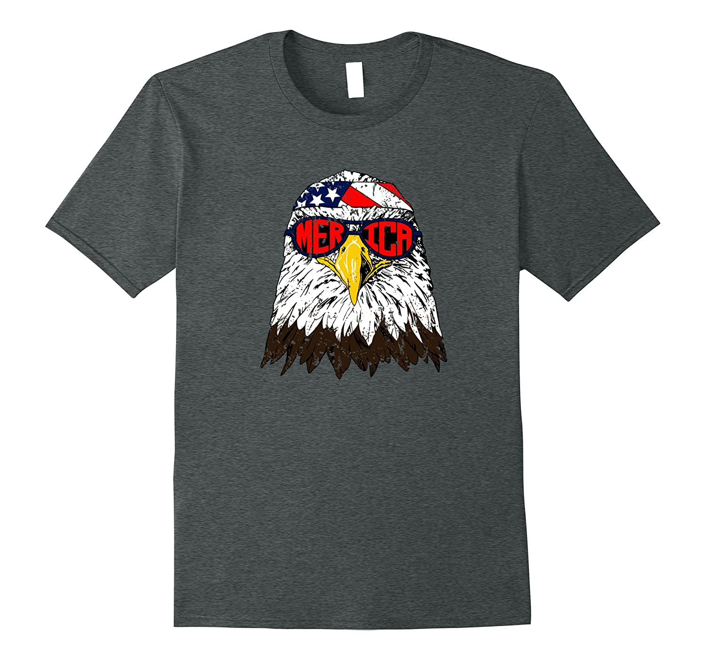 On Sale – Funny Patriotic Merica Bald Eagle Shirt