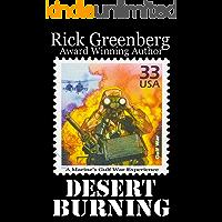 Desert Burning: A Marine's Gulf War Experience (English Edition)