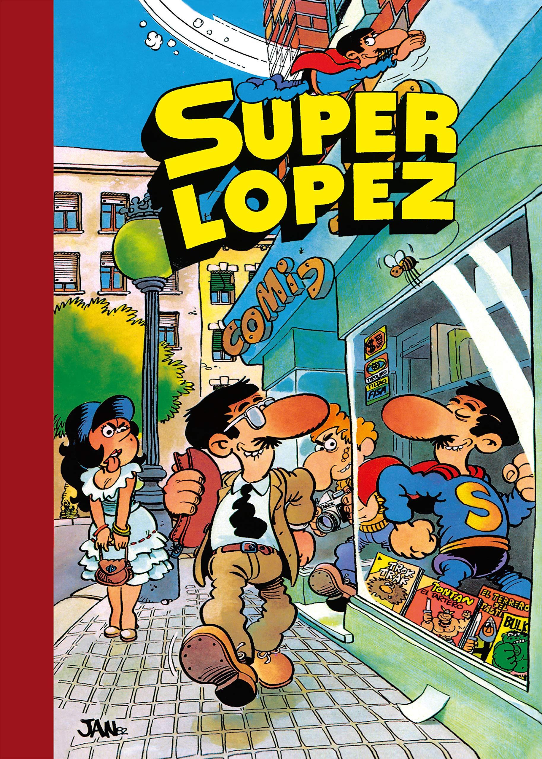 Aventuras de Superlópez | El Supergrupo | ¡Todos contra uno ...