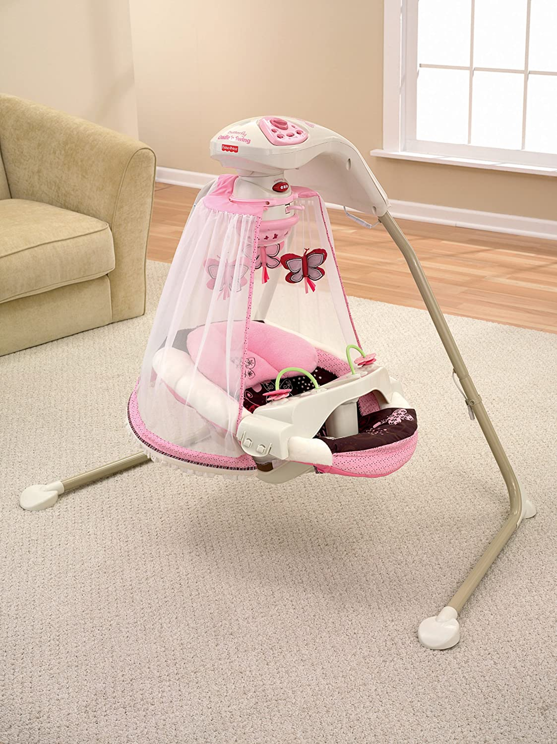 automatic musical jumpers size newborn free electric swing in bouncers swings small item baby rocker bouncer shipping chair