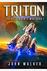 Triton: The Descendants War Book 1 Kindle Edition