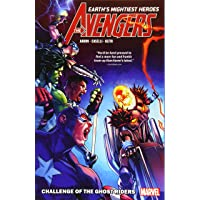 AVENGERS BY JASON AARON 05 CHALLENGE OF GHOST RIDERS: Challenge of the Ghost Riders