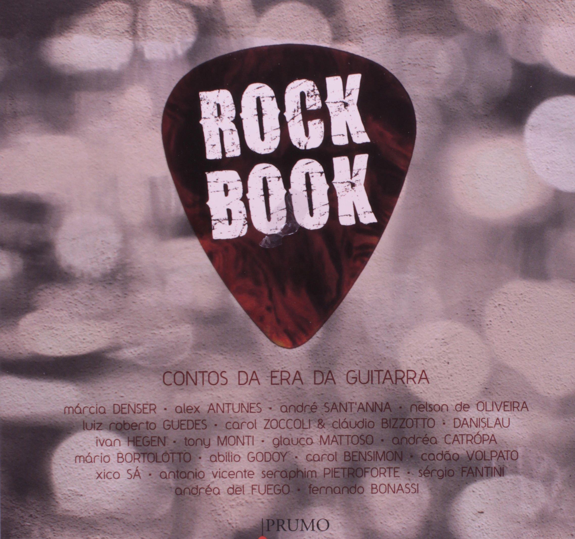 Download Rock Book. Contos Da Era Da Guitarra (Em Portuguese do Brasil) ebook