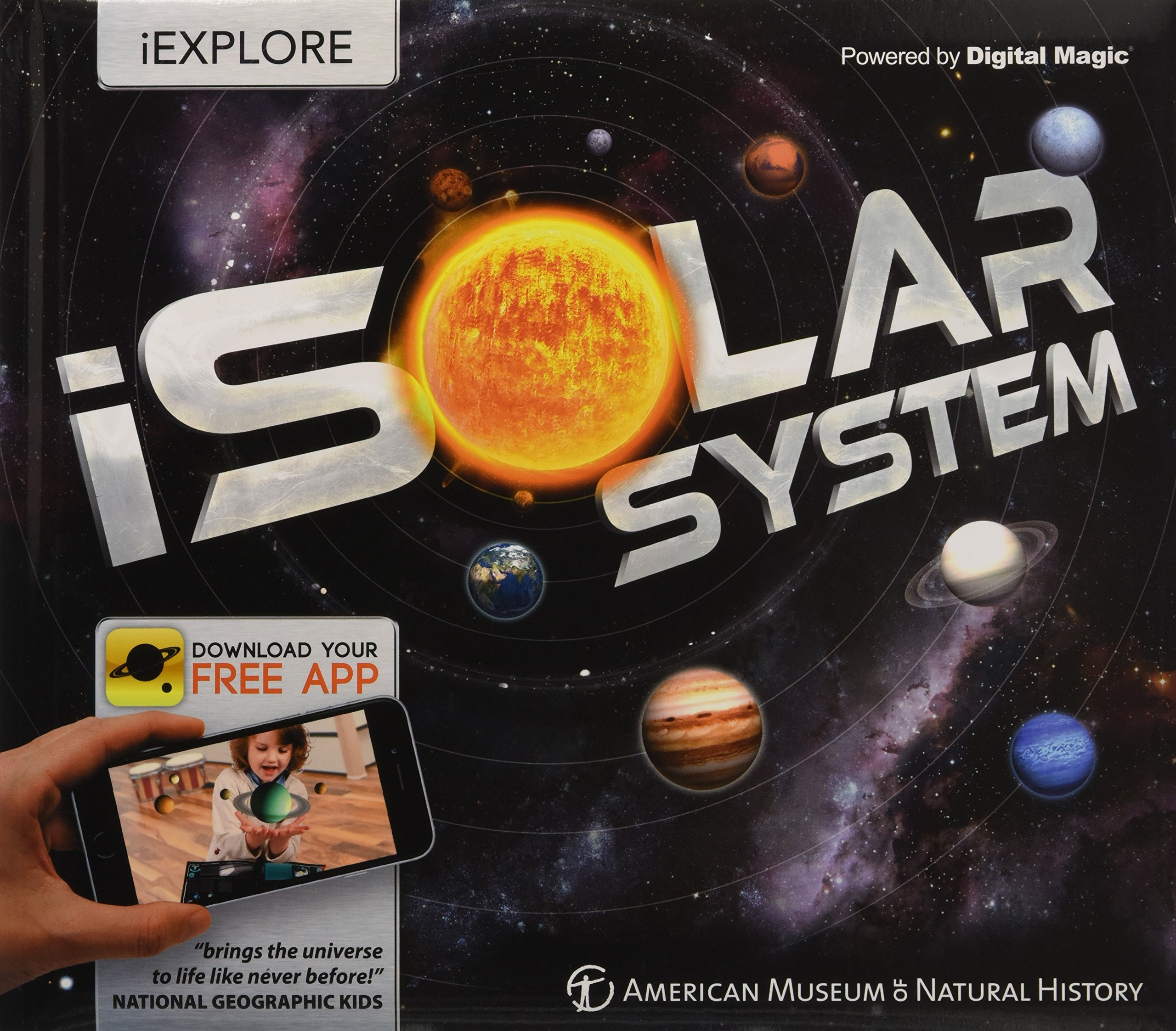 iSolar System: An Augmented Reality Book