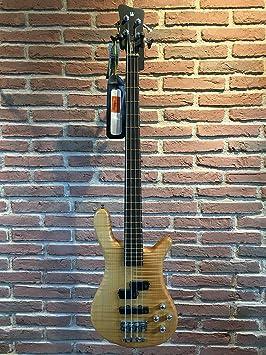 Warwick Streamer LX - Cuerdas para guitarra (4 cuerdas, escala larga), color violeta: Amazon.es: Instrumentos musicales