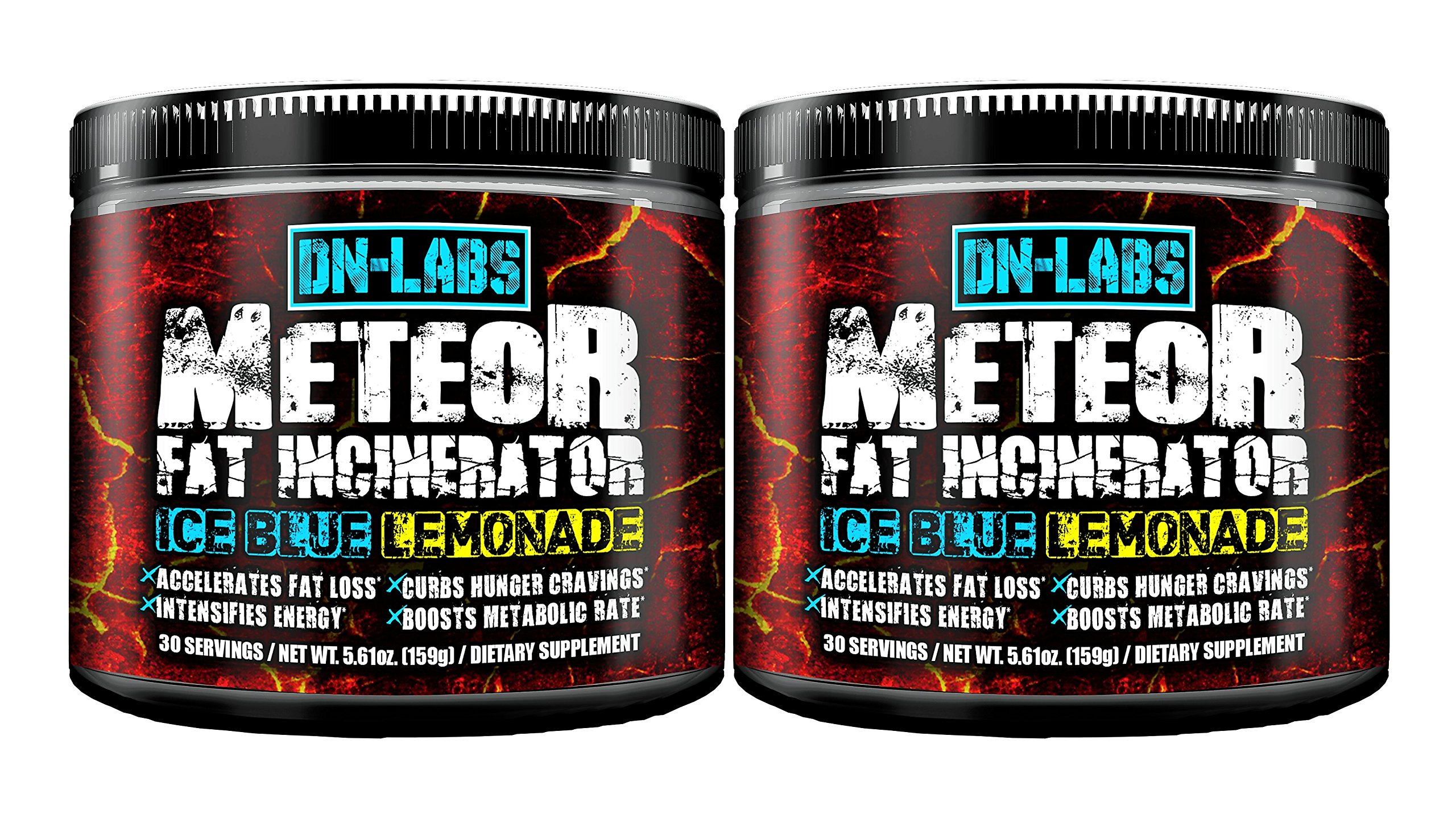 Meteor - Ultimate Thermogenic Fat Burner Drink - For Rapid Weight Loss, Appetite Suppression - GABA Supplement For Health (2)