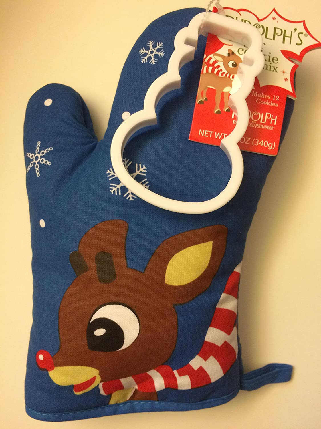 Rudolph The Red Nosed Reindeer Bumble S Sugar Cookie Mix Set