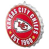 Kansas City Chiefs 2016 Bottle Cap Wall Sign