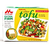 Mori-Nu Extra Firm Tofu 12.3 oz each (1 Item Per Order)