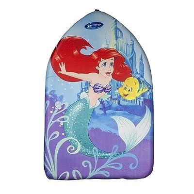 SwimWAys Disney Ariel Kickboard: Toys & Games