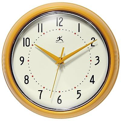 show original title Details about  /№ 9 Quartz Clock Mechanism Silent Silent No Ticking clockwise Set Red Black Yellow