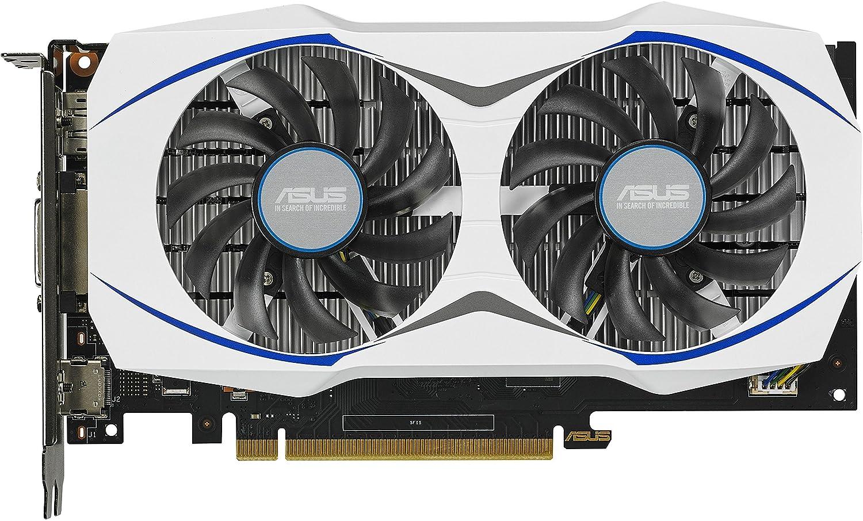 ASUS GTX950-2G GeForce GTX 950 2GB GDDR5 - Tarjeta gráfica ...