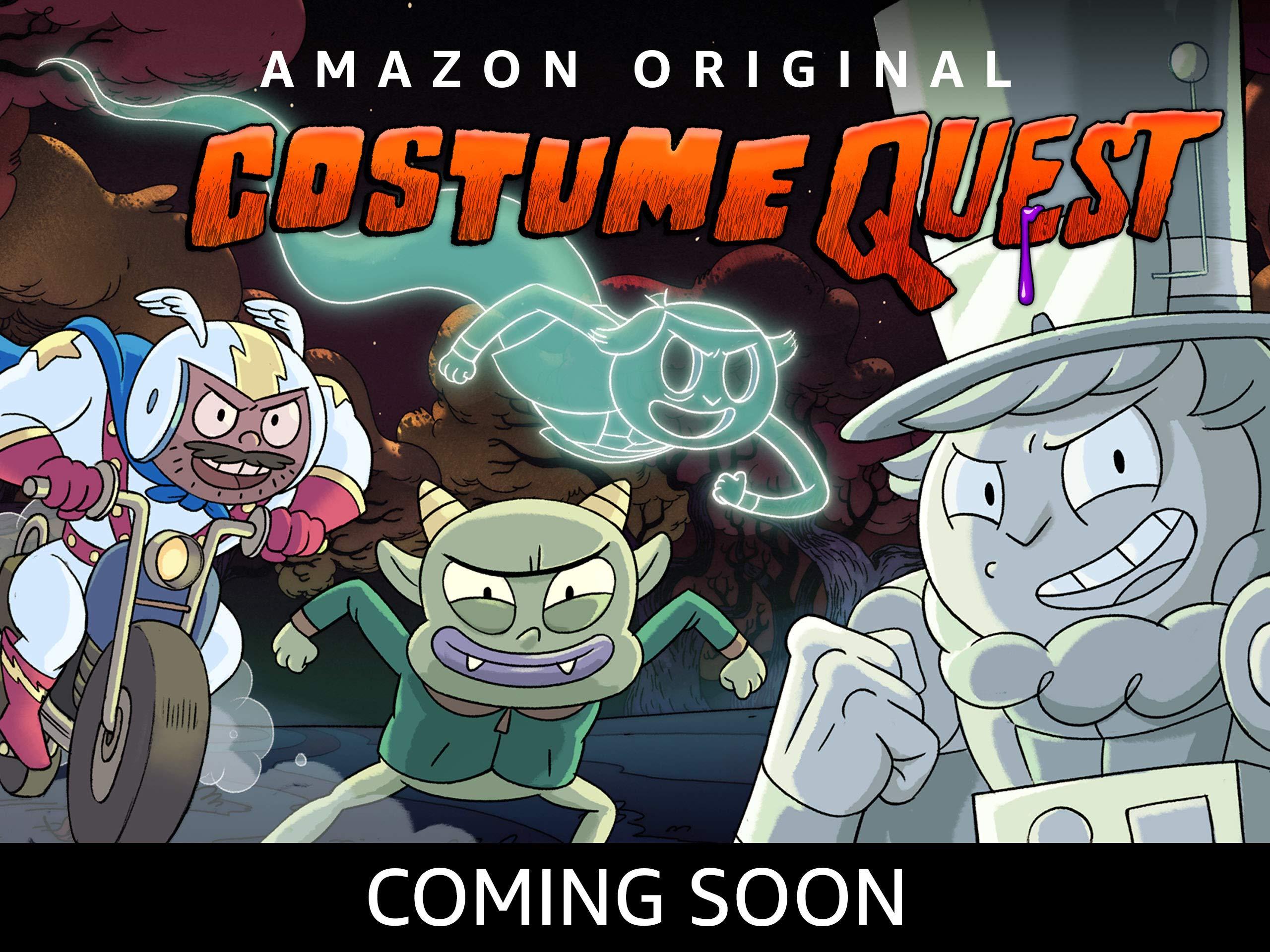 Costume Quest - Season 102