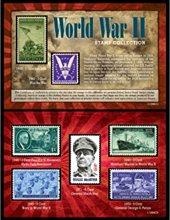 product image for American Coin Treasures World War II Stamp Collection