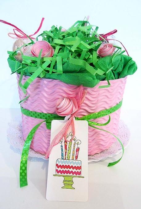 Tarta de Pañales DODOT con chupete y sonajero SUAVINEX y con mordedor CANPOL BABIES | Baby Shower Gift Idea | Tonos Rosas, Para Niñas *** Contacta con ...