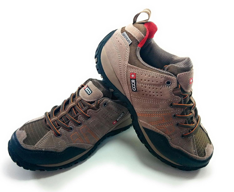 +8000 Tasmu Zapatillas Senderismo Trekking Montaña Hombre Impermeables: Amazon.es: Zapatos y complementos