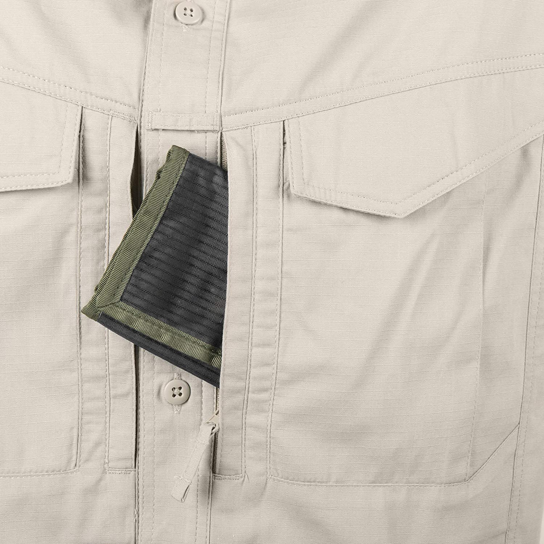 Helikon Mens Defender Mk2 Long Sleeve Shirt Black