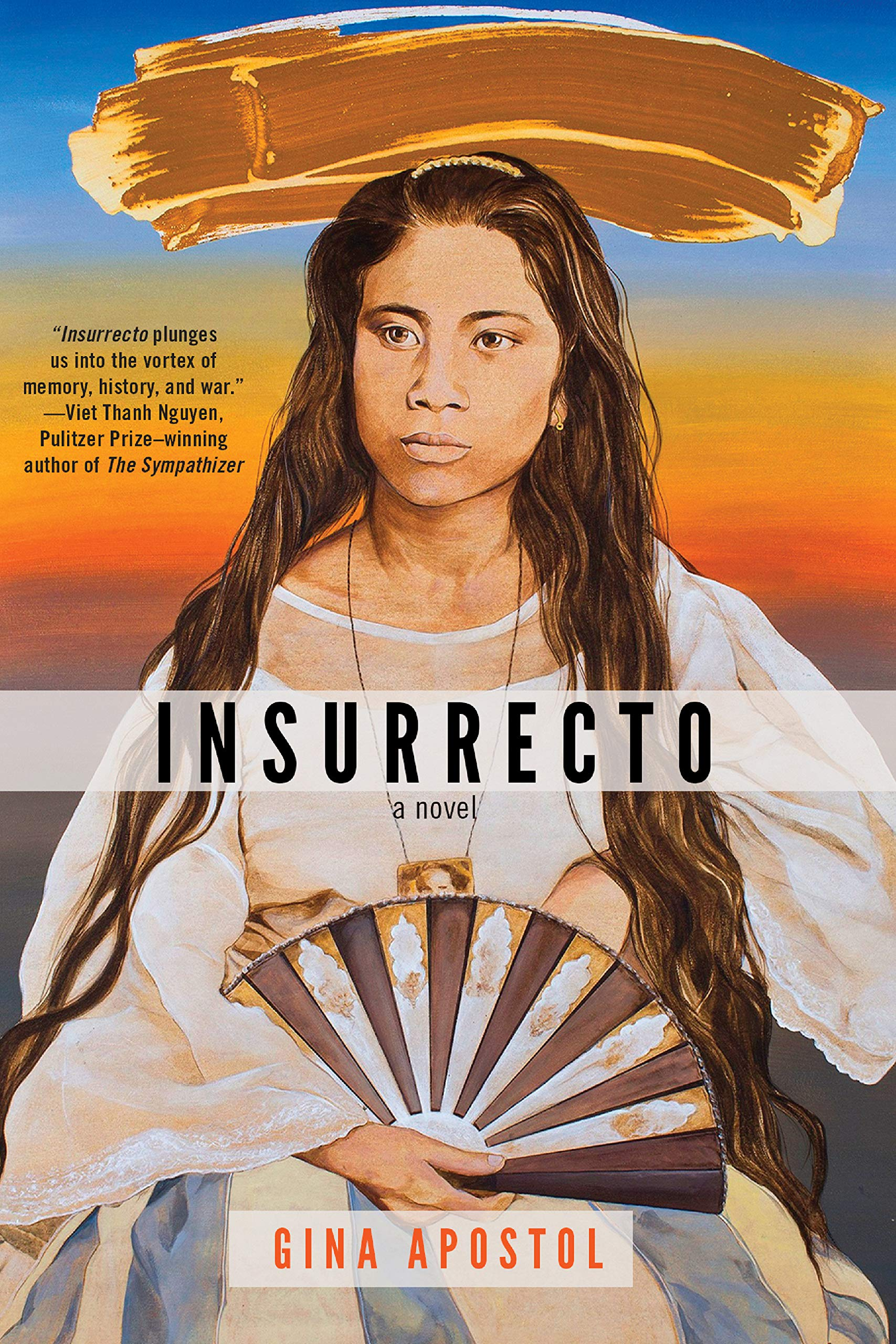 Image result for insurrecto gina apostol book cover