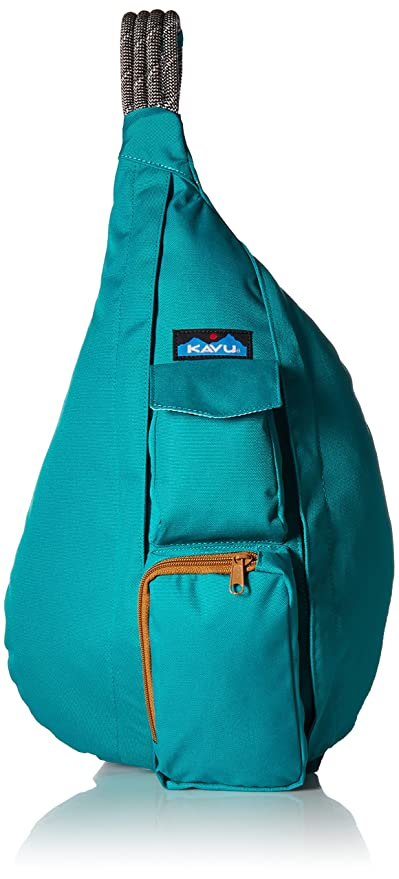 62d3d00e98d6 Amazon.com  KAVU Women s Rope Sling Bag - Baltic  Sports   Outdoors