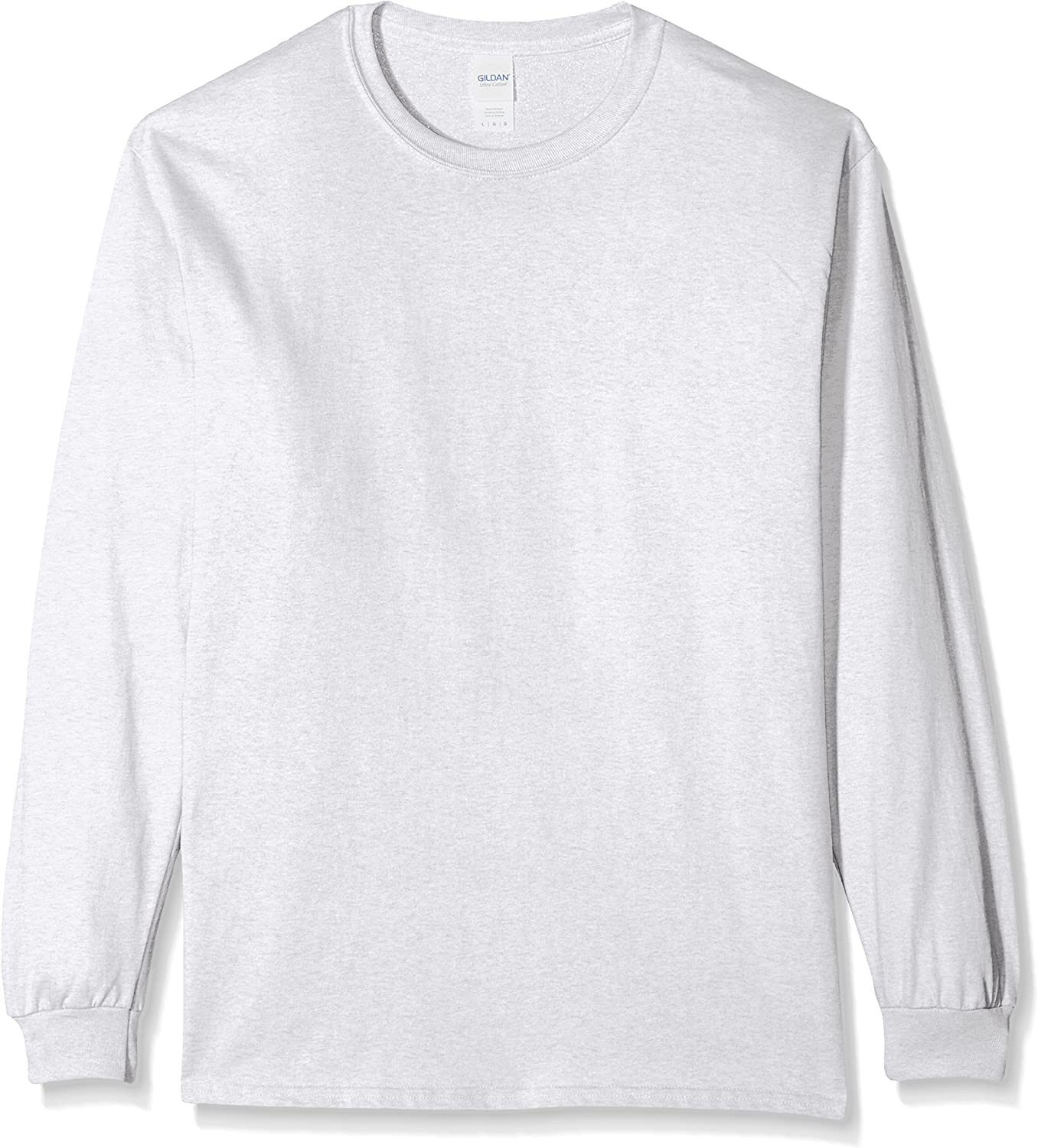 Gildan Ultra Cotton L/Sleeve tee, Camiseta para Hombre
