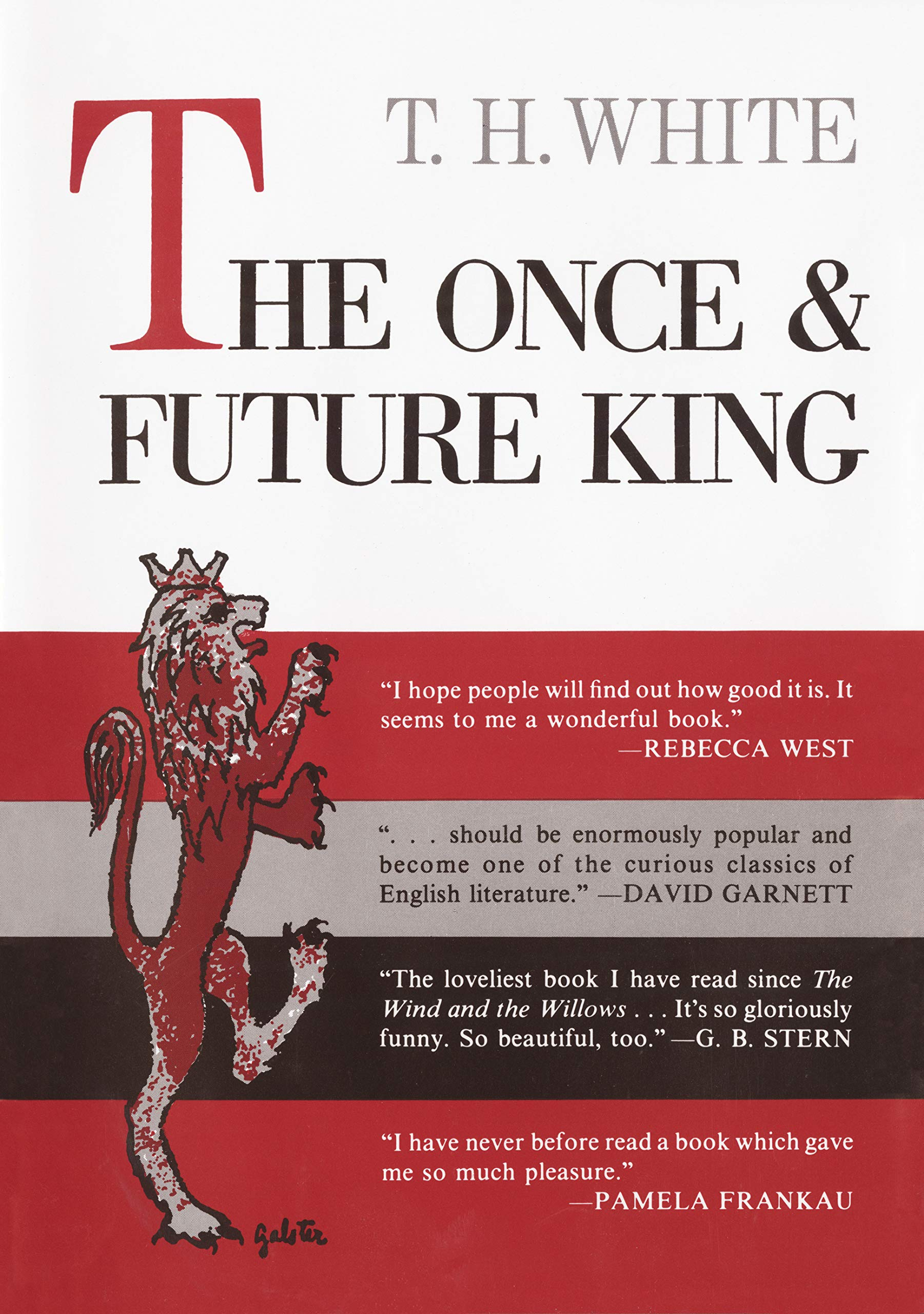 The Once and Future King by Putnam Adult