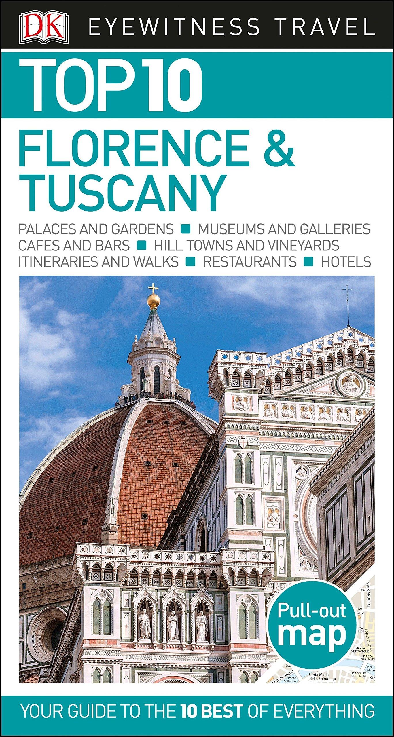 Florence Tuscany Eyewitness Travel Guide product image