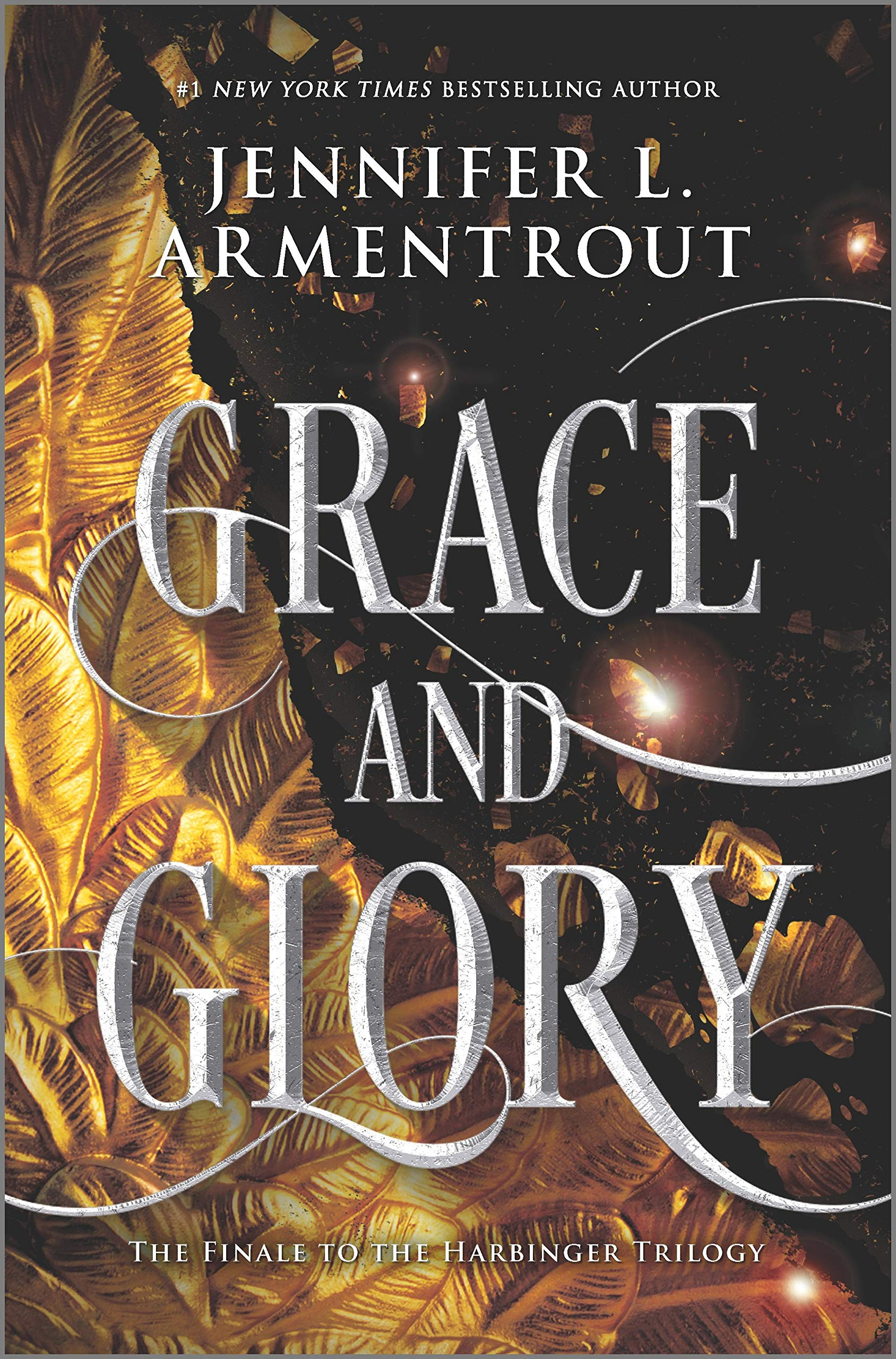 Amazon.com: Grace and Glory (The Harbinger Series, 3) (9781335212788):  Armentrout, Jennifer L.: Books