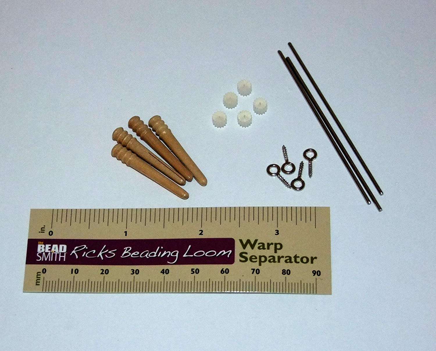 Accessory Pack For Little Ricky RV Beading Loom Beadsmith