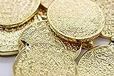Golden Horn Jewelry Supplies 24K Shiny Gold