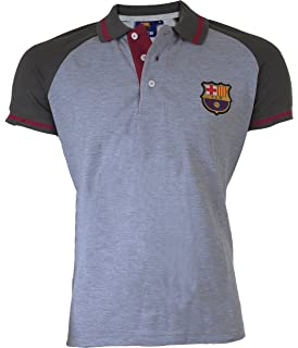 Polo Barça - Collection officielle FC BARCELONE - Taille adulte homme S [Divers] 3x0krvPzZ1