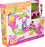 Barbie On The Go Car Wash Doll Play Set - 4 Years & Above