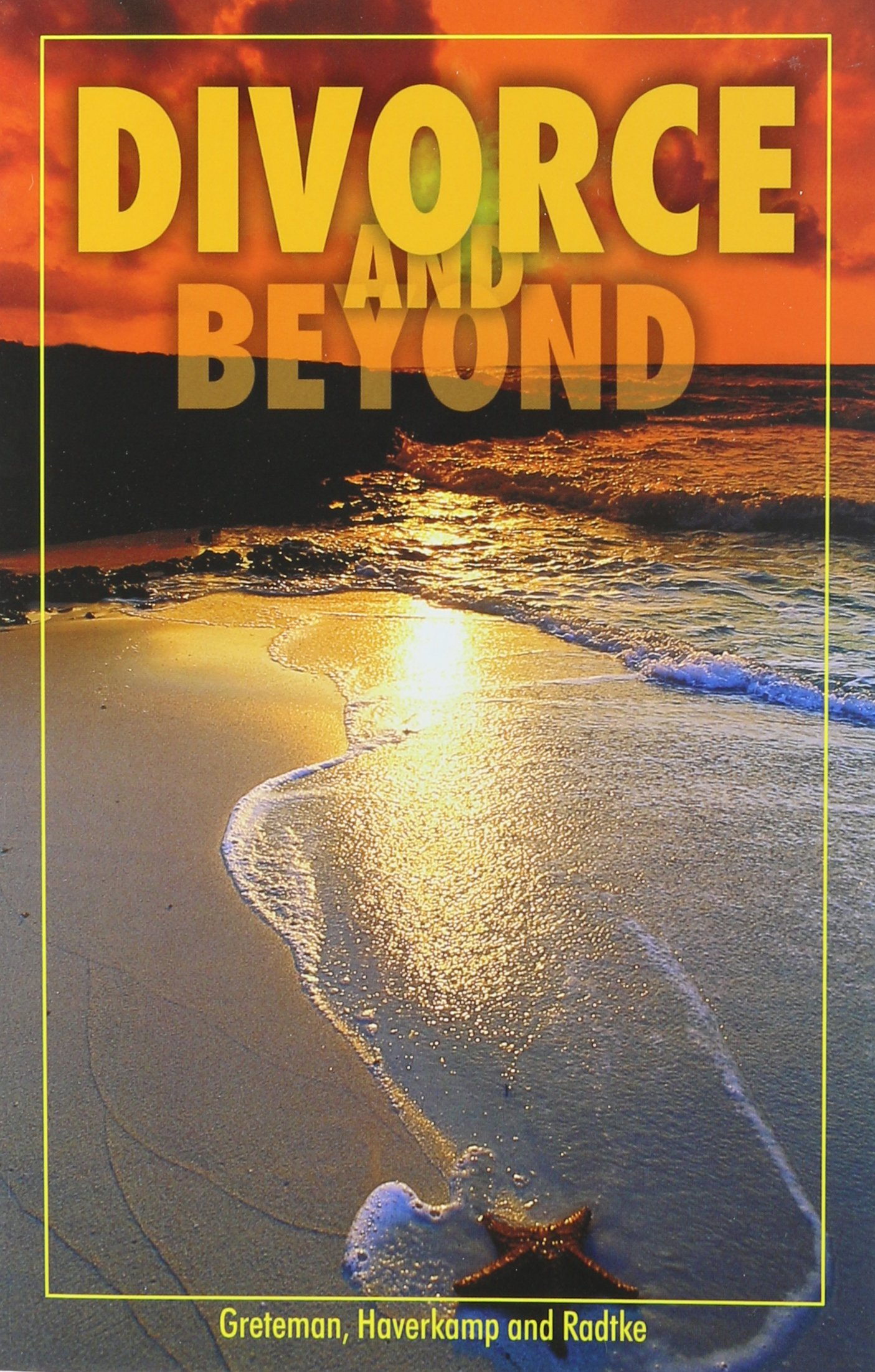 Divorce & Beyond: Participant: A Workbook for Recovery and Healing (Divorce & Remarriage) ebook