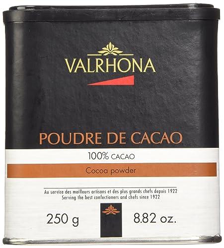Valrhona: 100% Cacao Cocoa Powder