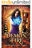 Demon Fire (Brimstone Magic Book 1)
