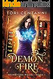 Demon Fire (Brimstone Magic Book 1)