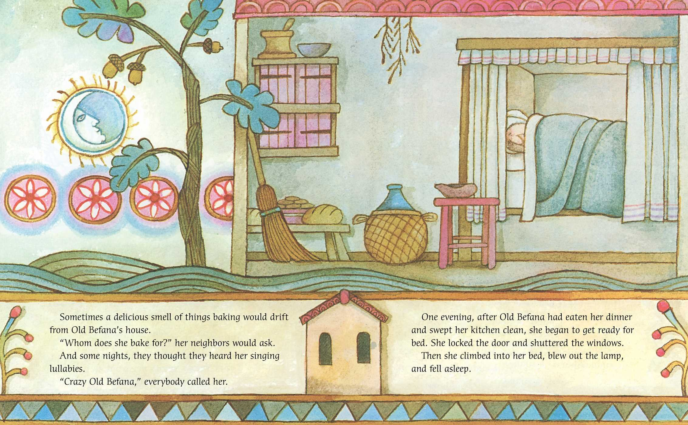 The Legend of Old Befana: An Italian Christmas Story by Simon & Schuster Books for Young Readers (Image #4)