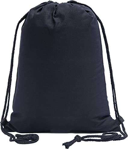 Drawstring Backpack Tangka Manjusri Shoulder Bags