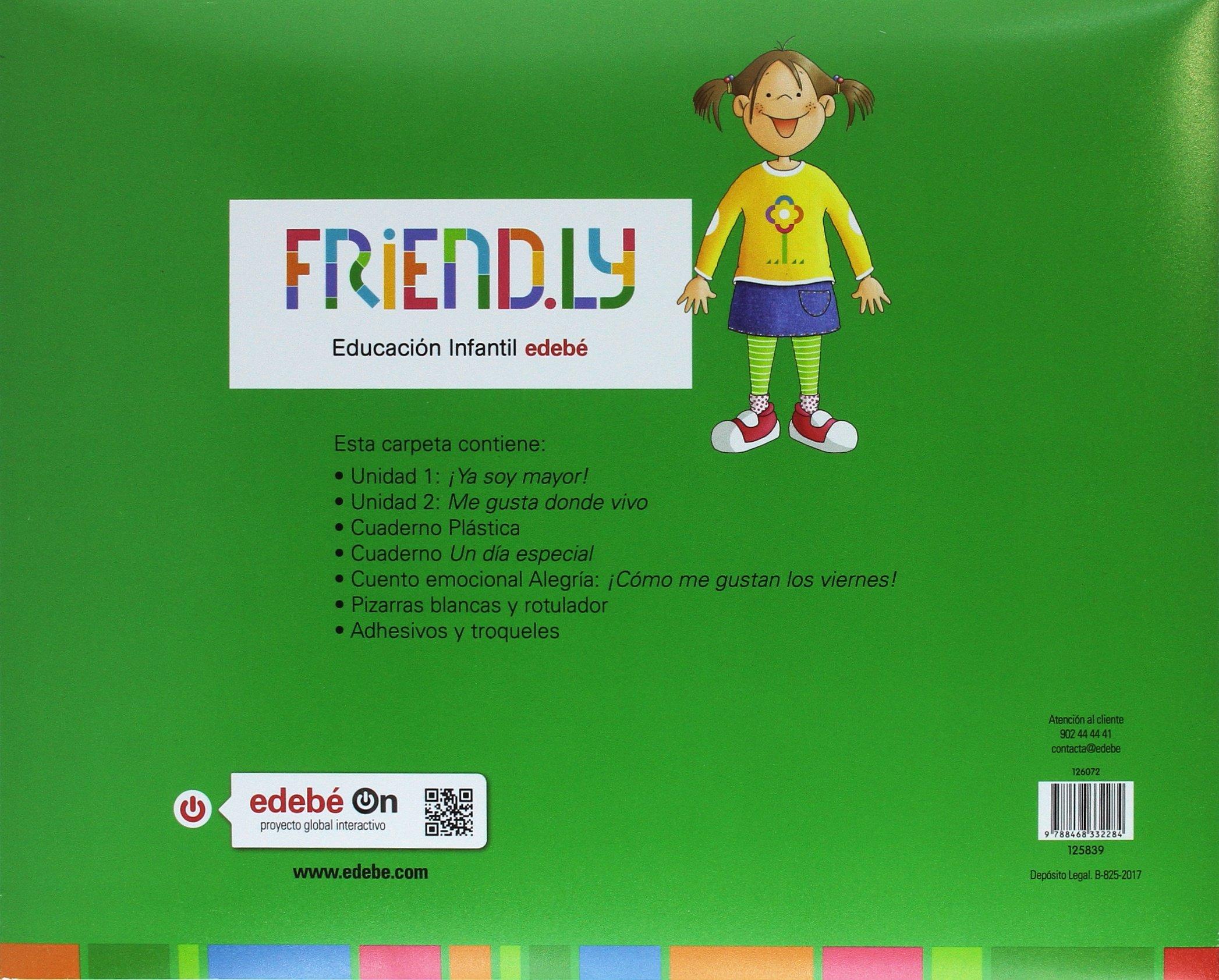 Friend.ly 5 años primer trimestre, quinto curso de educación ...