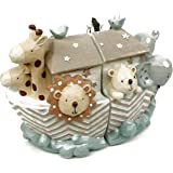 Christening Gifts. Baby Noah's Ark Bookends