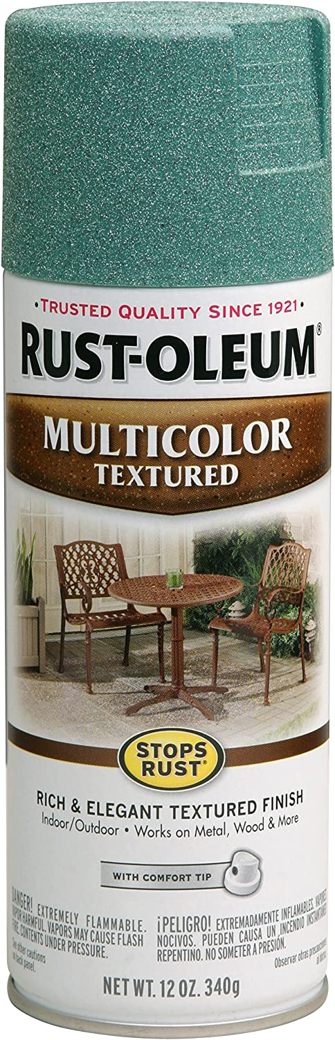 Rust-Oleum 223525 Multi-Color Textured Spray Paint
