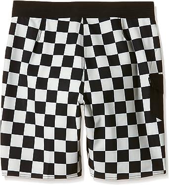 Vans AMPSTER Boardshort Short Homme Multicolore (Black