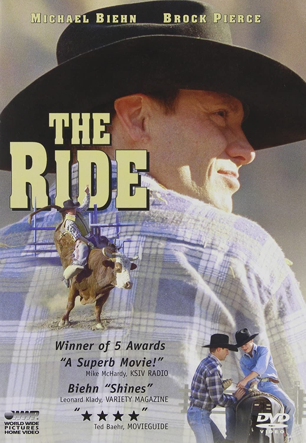 The Ride - DVD Image