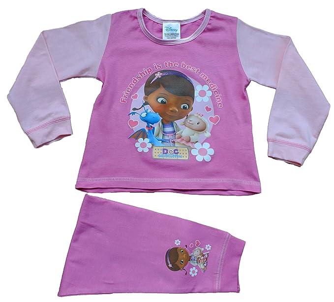 b6254300dfa0 Disney Doc Mcstuffins Pyjamas Doc Mcstuffin Pyjamas 1 to 5 Years ...