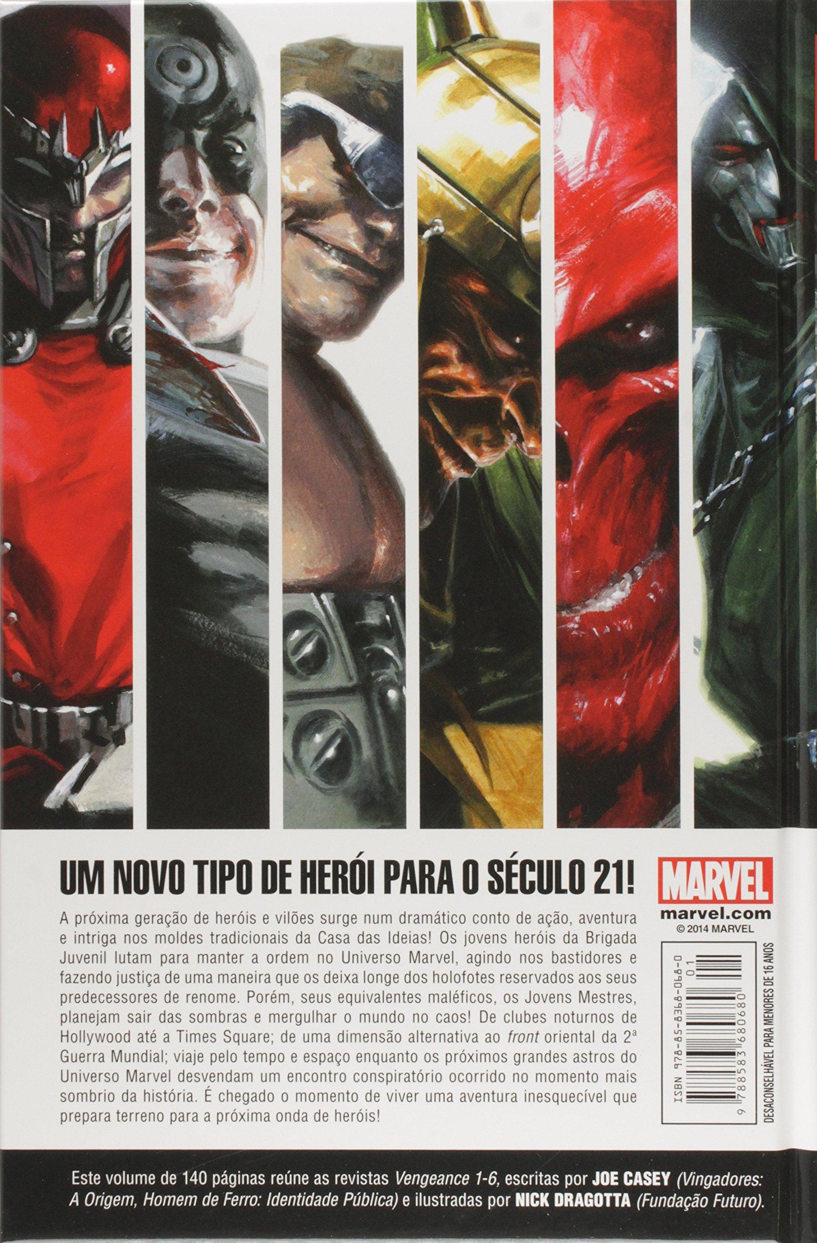 Amazon.com: Vingança - Volume 1 (Em Portuguese do Brasil ...