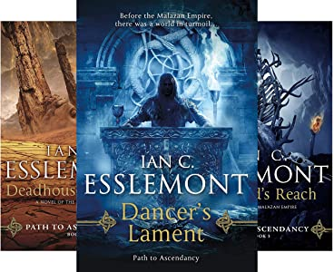 Path to Ascendancy (3 book series) Kindle Edition